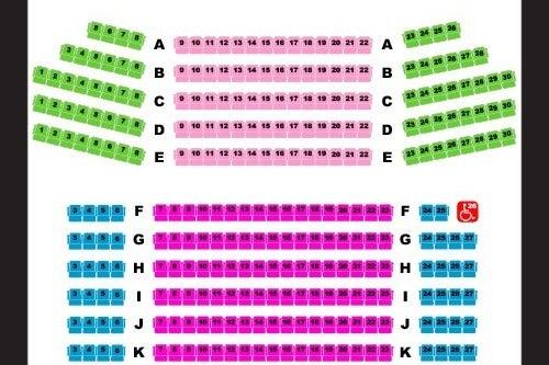 【旭川 374席】映画館で、会社説明会、株主総会、講演会の企画はいかがですか? の写真