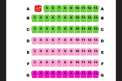 【旭川 104席】映画館で、会社説明会、株主総会、講演会の企画はいかがですか? の写真