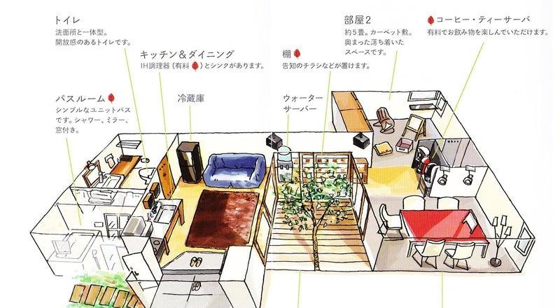 隠れ家的デザイナーズハウス!ご利用用途自由。キッチン付き!ホームパーティ・生誕祭にも