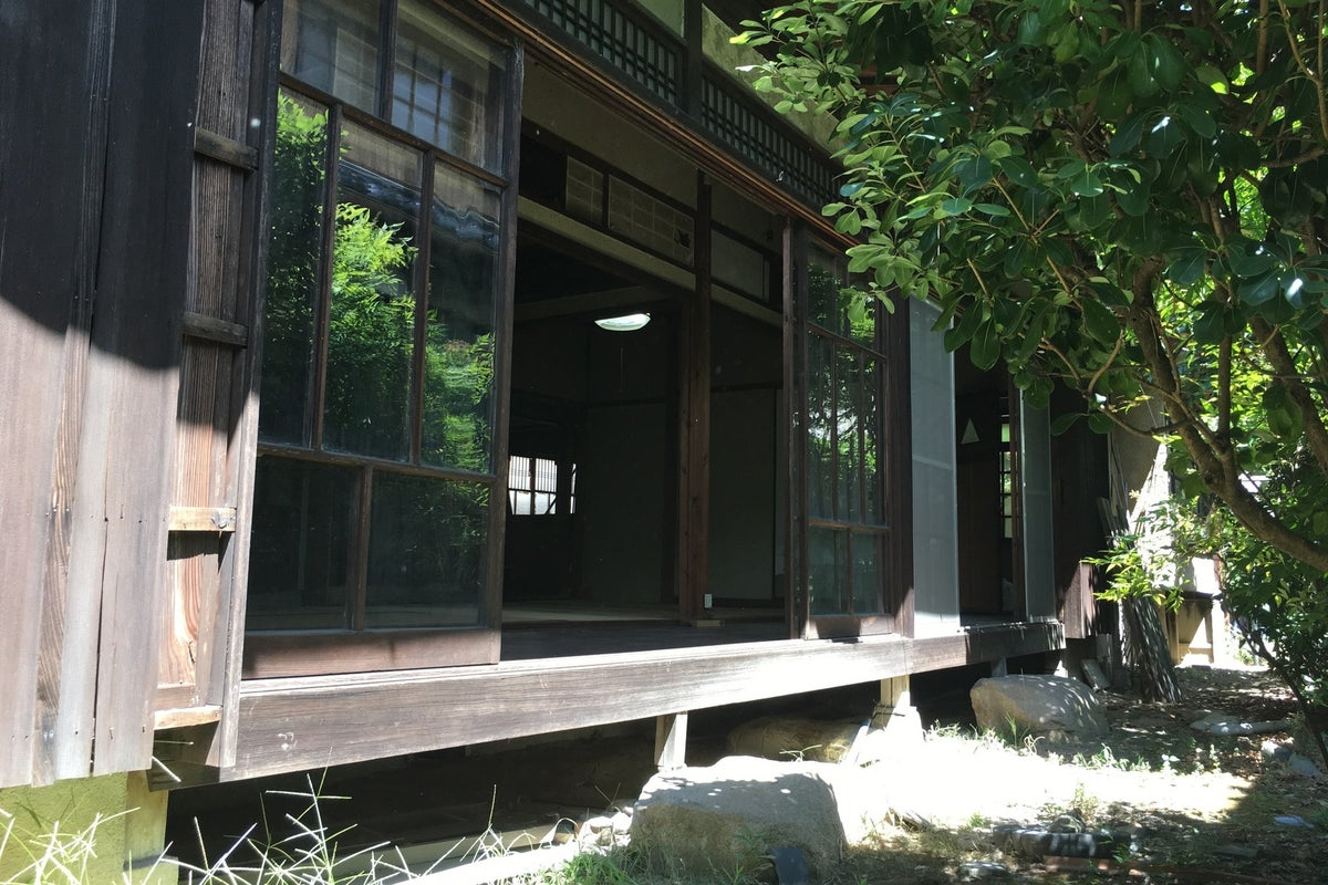 大阪市内から近い古民家撮影スペース!豊中 の写真