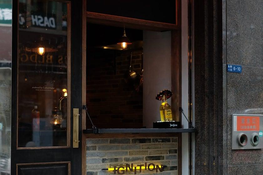 【心斎橋/駅近】超好立地◎テイクアウト販売コーナーが大人気の小さい&カワイイ路面店!CafeやBar営業/スイーツ販売/撮影も◎ の写真