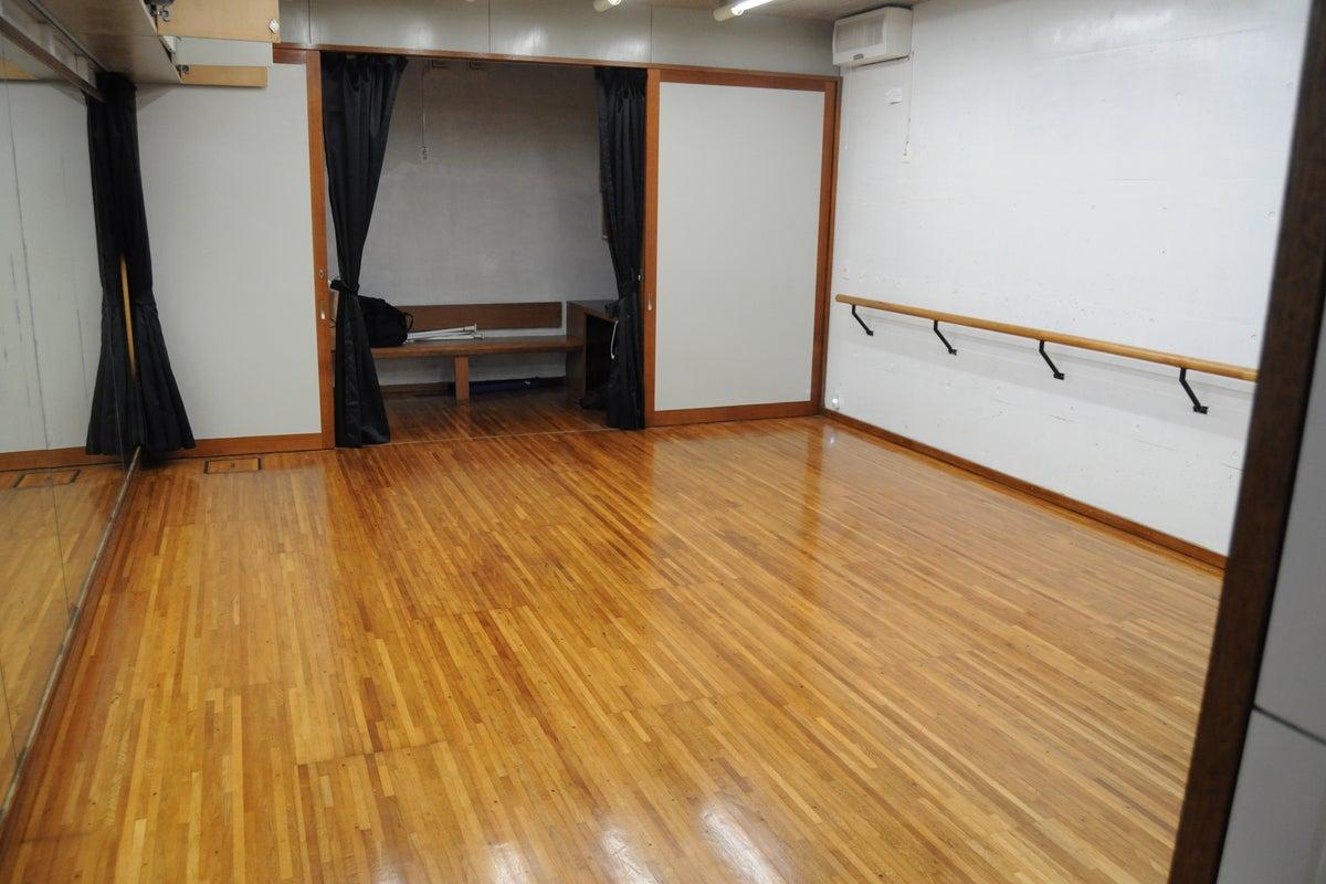 阿佐ヶ谷にある多目的レッスンスタジオ の写真