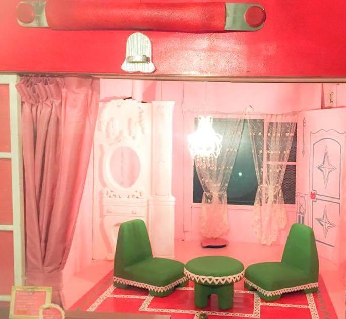 古民家2階の可愛いドールハウス空間!女子会・誕生会・コスプレ撮影・雑貨販売などに♪