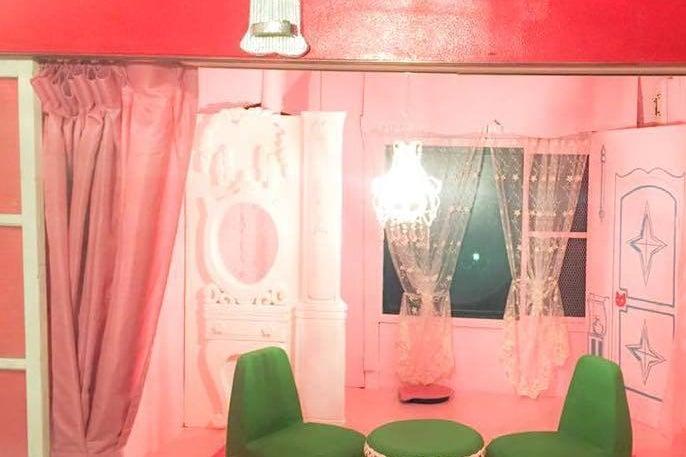 古民家2階の可愛いドールハウス空間!女子会・誕生会・コスプレ撮影・雑貨販売などに♪ の写真