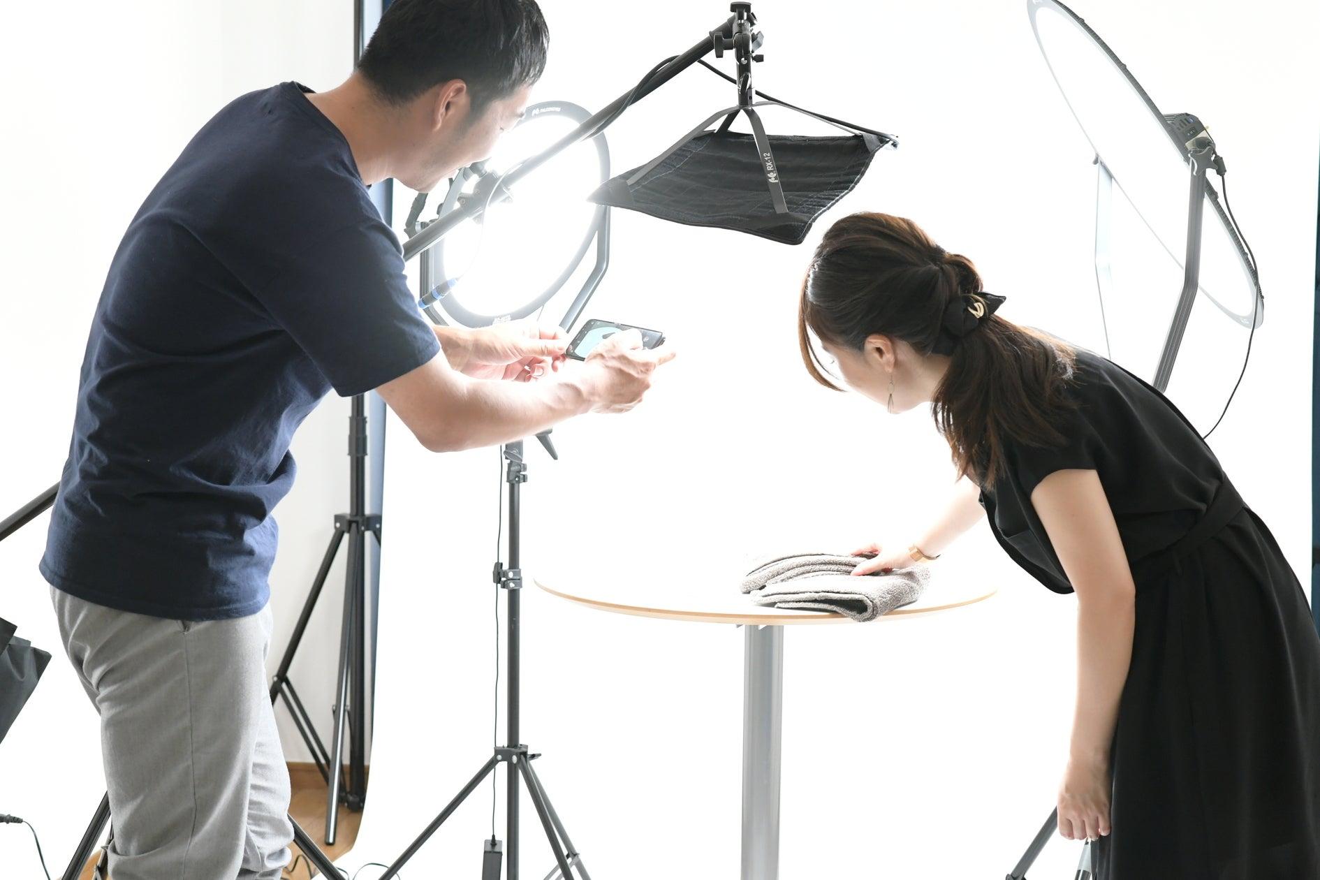 代官山の小さな可愛いスタジオです。 ✳︎代官山駅から徒歩3分です。自由に楽しく撮影してください。 の写真