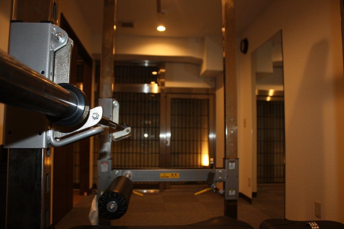 【日本橋エリア】パーソナルトレーニングにおすすめ/完全個室/駅から徒歩5分以内/PREMIUM LIFE FITNESS人形町店 の写真