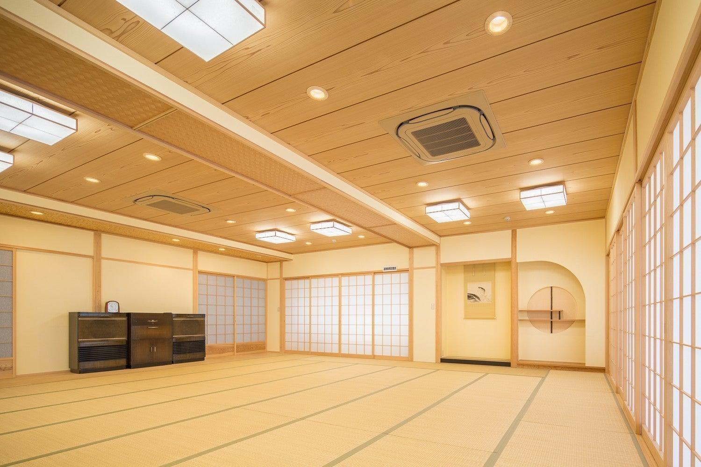 【名古屋駅近】32畳の広々和室!清潔感あり綺麗です!|ATGレンタルスペース の写真