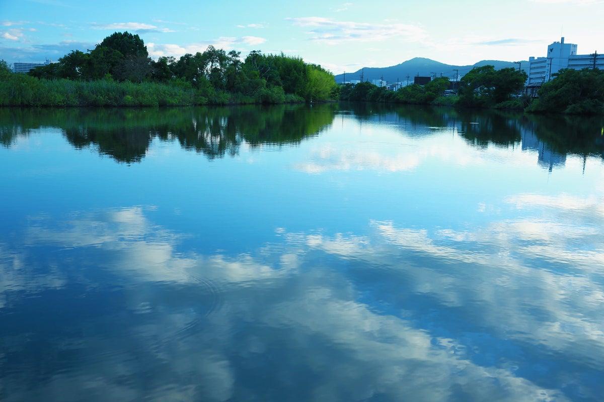 琵琶湖の眺めが美しい、 自然光たっぷりのハウススタジオ の写真