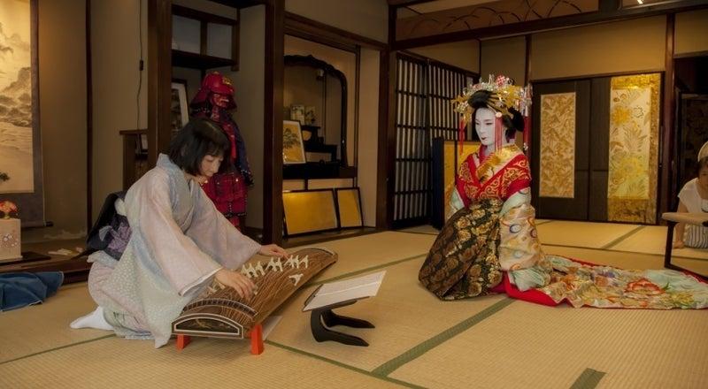 築300年の京都武家屋敷。撮影、パーティー、イベント、展示会、お茶事、教室に