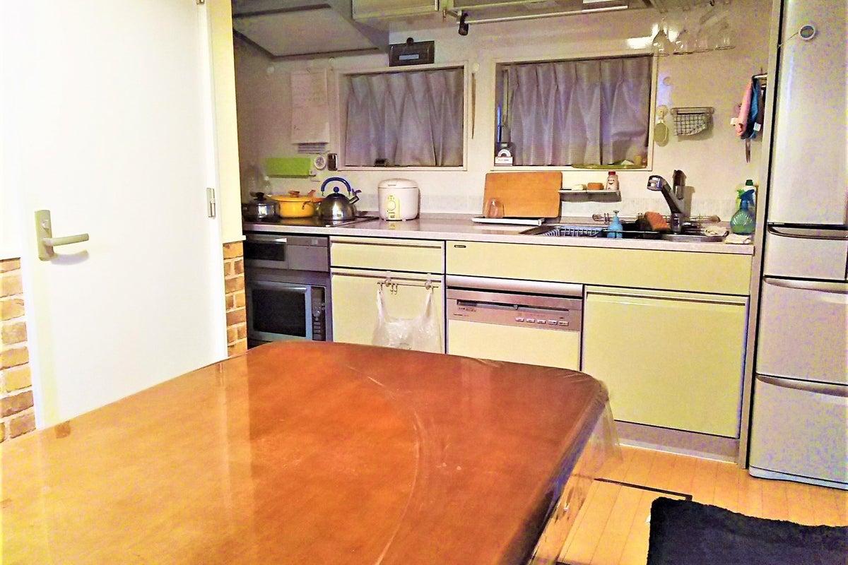 システムキッチンルーム の写真