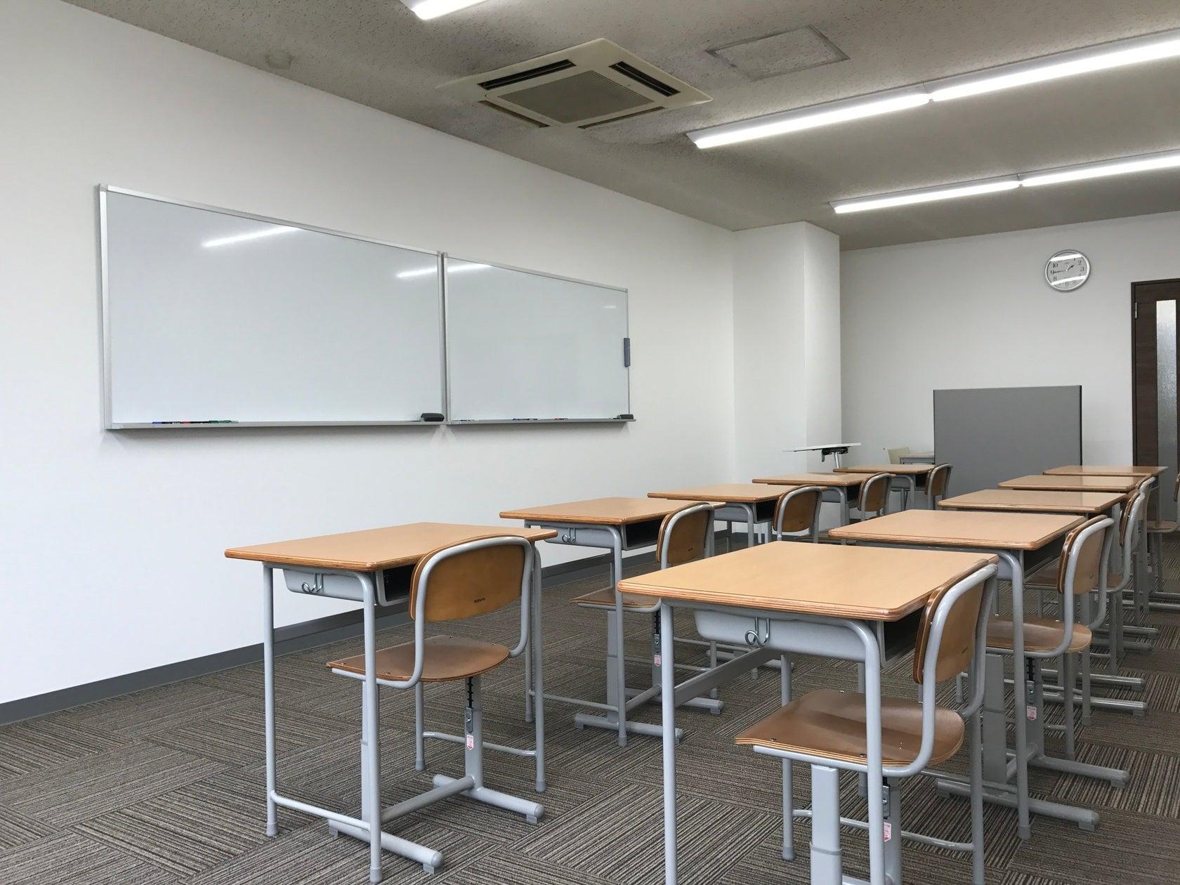 選べて使えるバリエーション!!(Room3) 教室・会議室・イベント・セミナー・撮影に利用できます。 のサムネイル