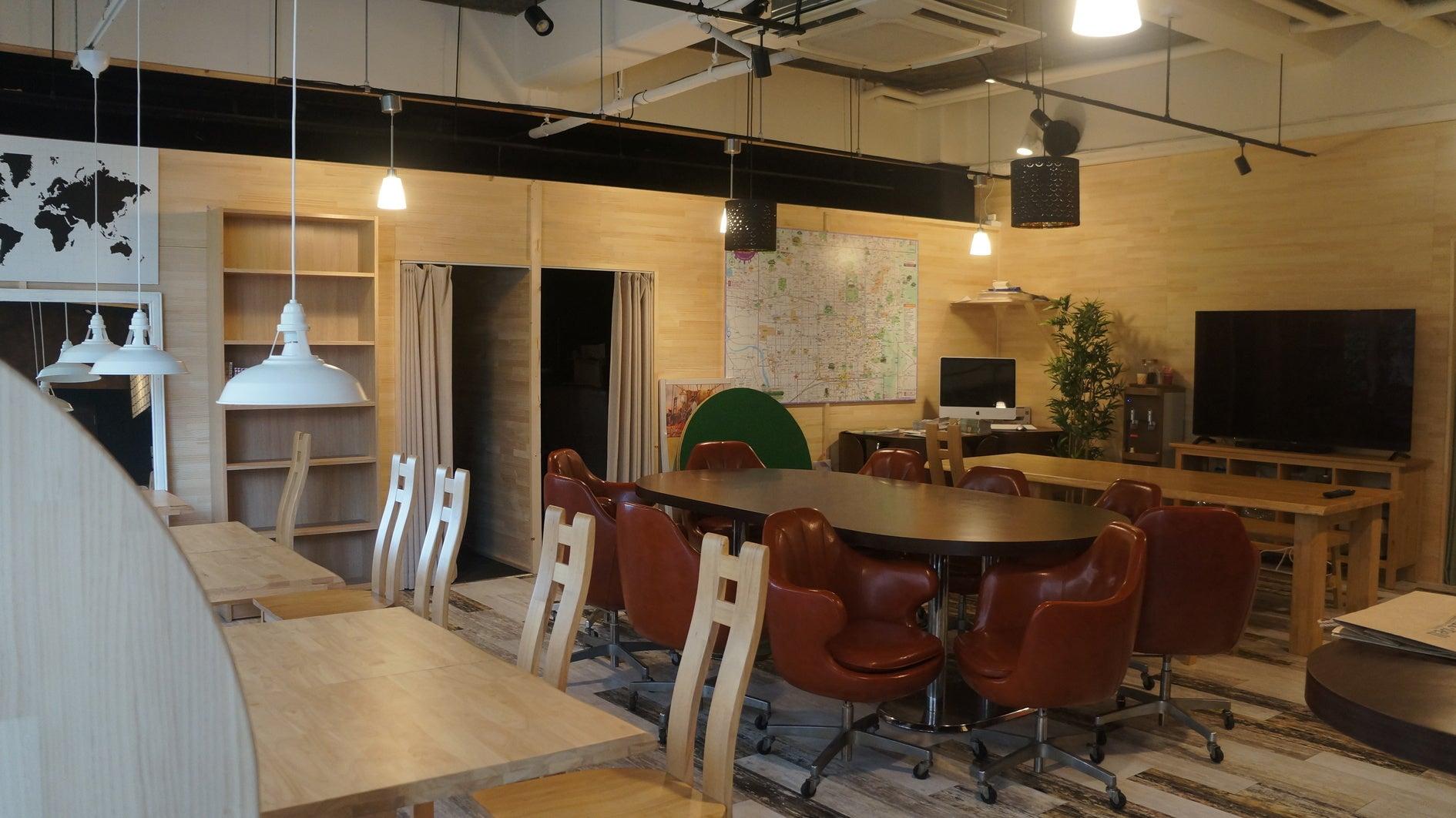 京都駅すぐ☆キッチン付きカフェをまるまる貸切☆最大40人利用可能(サクラカフェ) の写真0