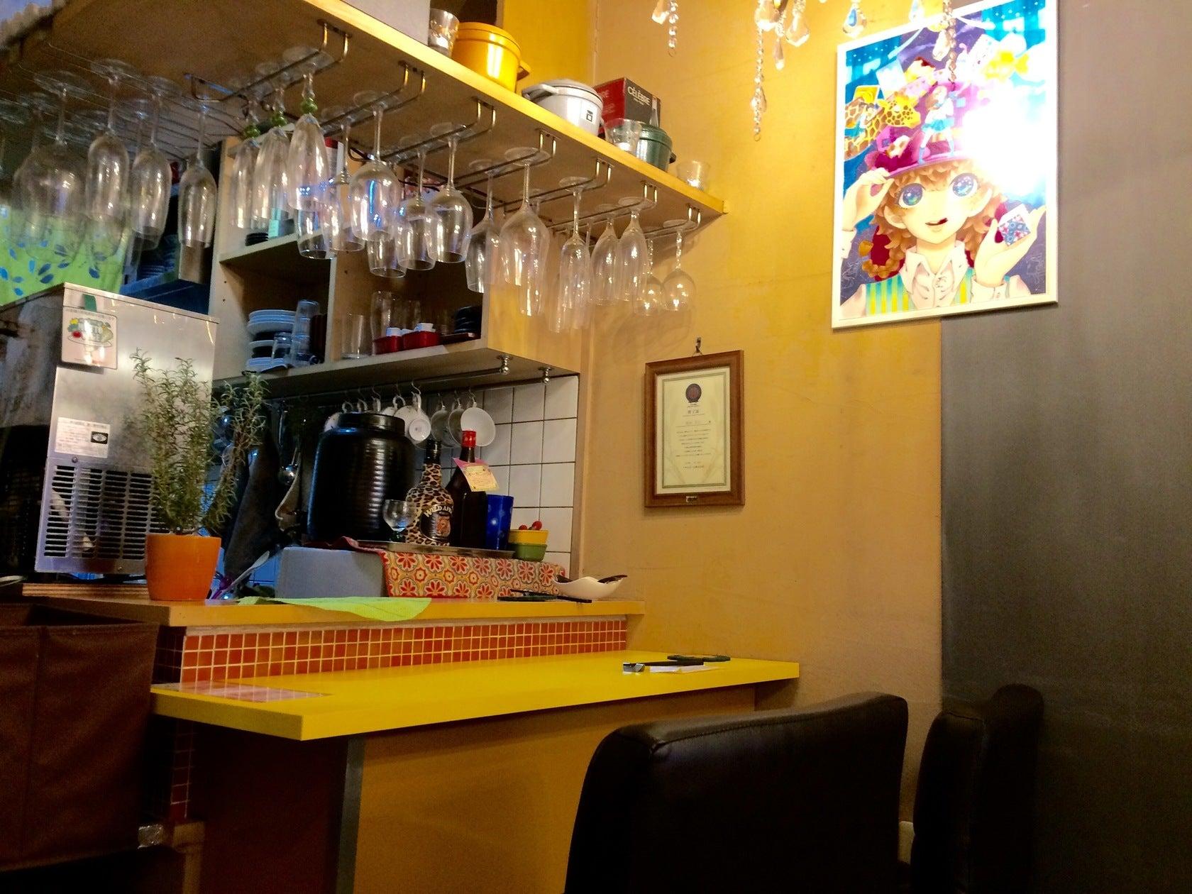 メディアで人気のオシャレレストランを貸し切り のサムネイル