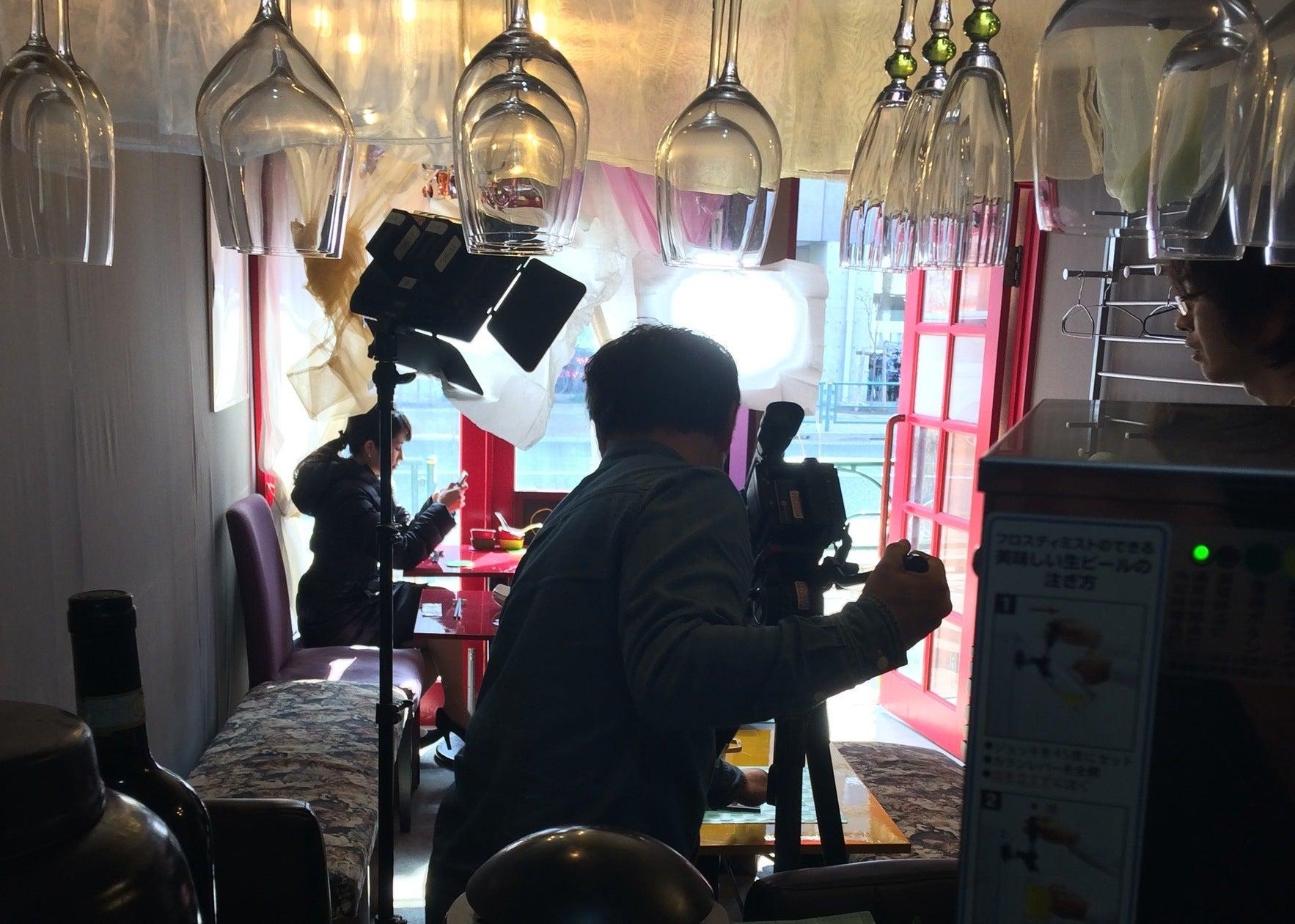 メディアで人気のオシャレレストランを貸し切り の写真