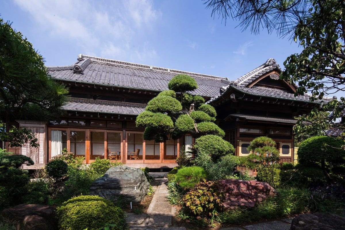 【葛飾区 お花茶屋】宮大工の伝統構法による純日本家屋「森谷邸」撮影等に! の写真