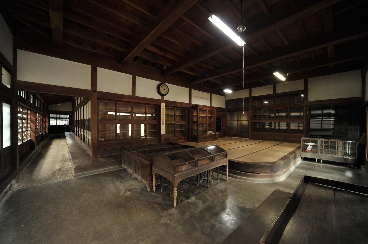【秋田・湯沢市】約80年の歴史を持つ国登録有形文化財/山内家住宅・旧店舗 の写真