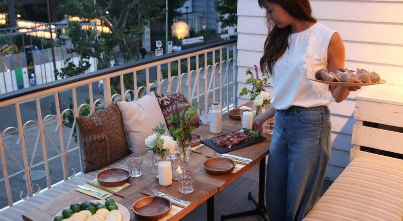 おかげさまでレビュー350件超え✨テラスや広いキッチン有り♡ハロウィン・飲み会パーティーに♡♡音や周りを気にせず楽しめる!@原宿