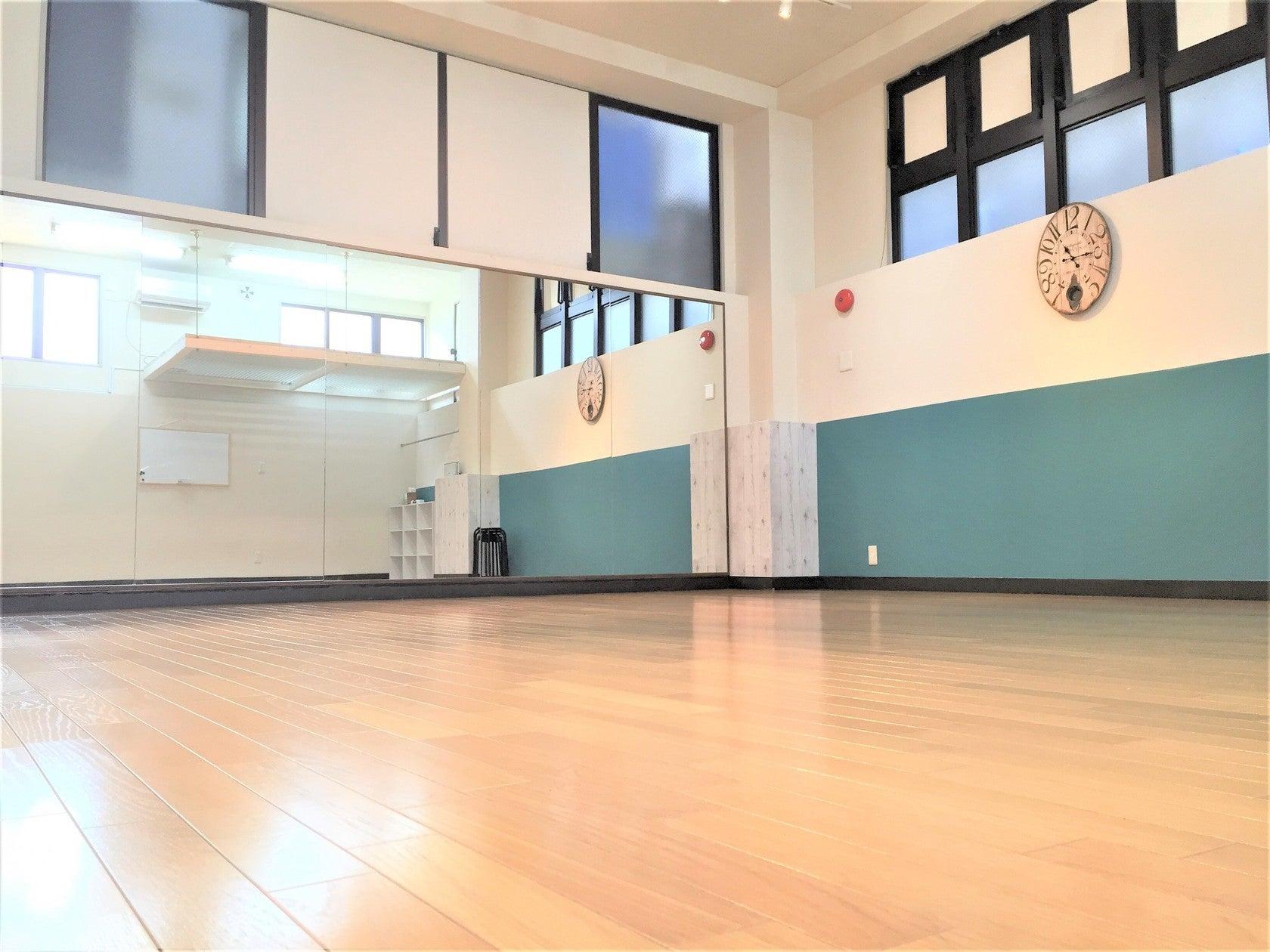 横浜・黄金町 OPEN特別価格でご案内♪1階・駅チカ!天井が高いダンススタジオ!広々とした綺麗なスペースです♪黄金町店