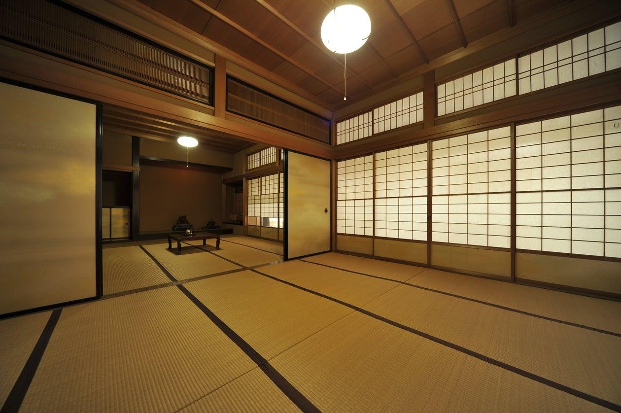 【秋田・湯沢市】約80年の歴史を持つ国登録有形文化財/山内家住宅 2階和室4部屋 の写真