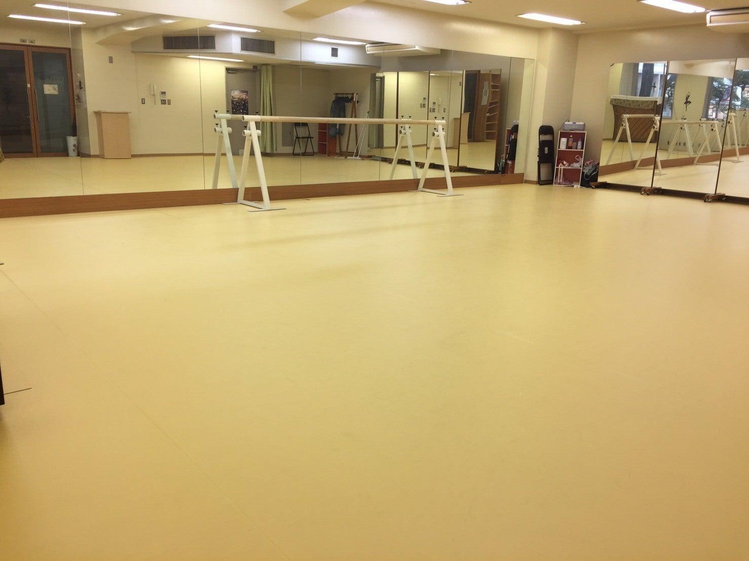広々としたスペース!ダンスの練習や教室の開催、ネイル、ボディケア、催事場などに!(広々としたスペース!ダンスの練習や教室の開催、ネイル、ボディケア、催事場などに!) の写真0