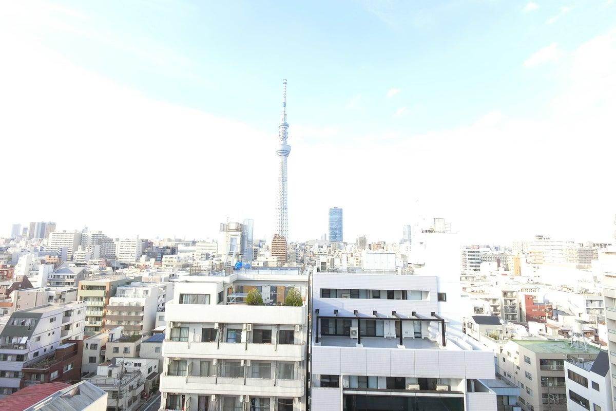 錦糸町駅まで5分、便利な交通#最大4名 の写真