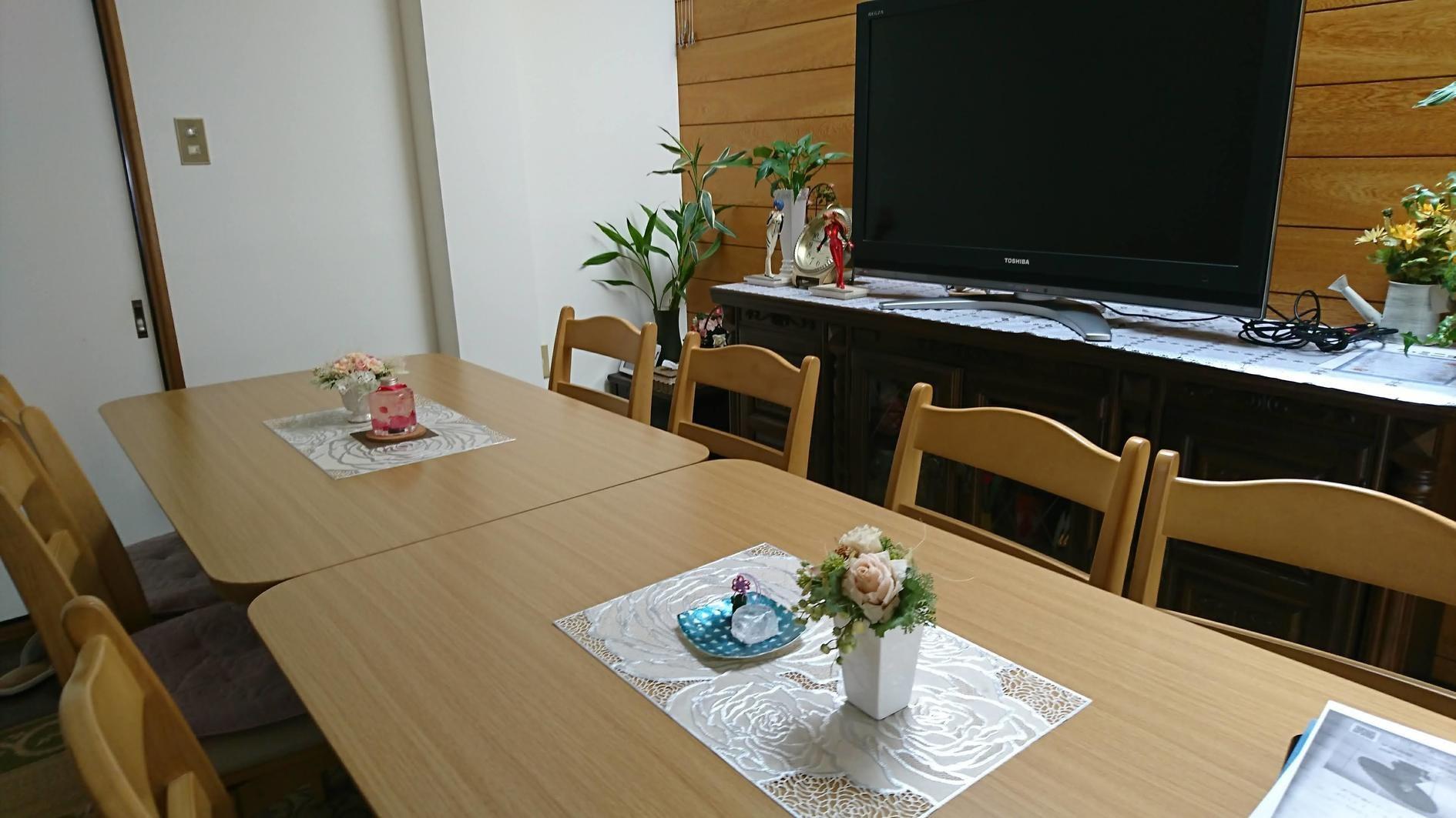 カルチャー教室、会議室をお探しの方へ キッチン付きです。 の写真