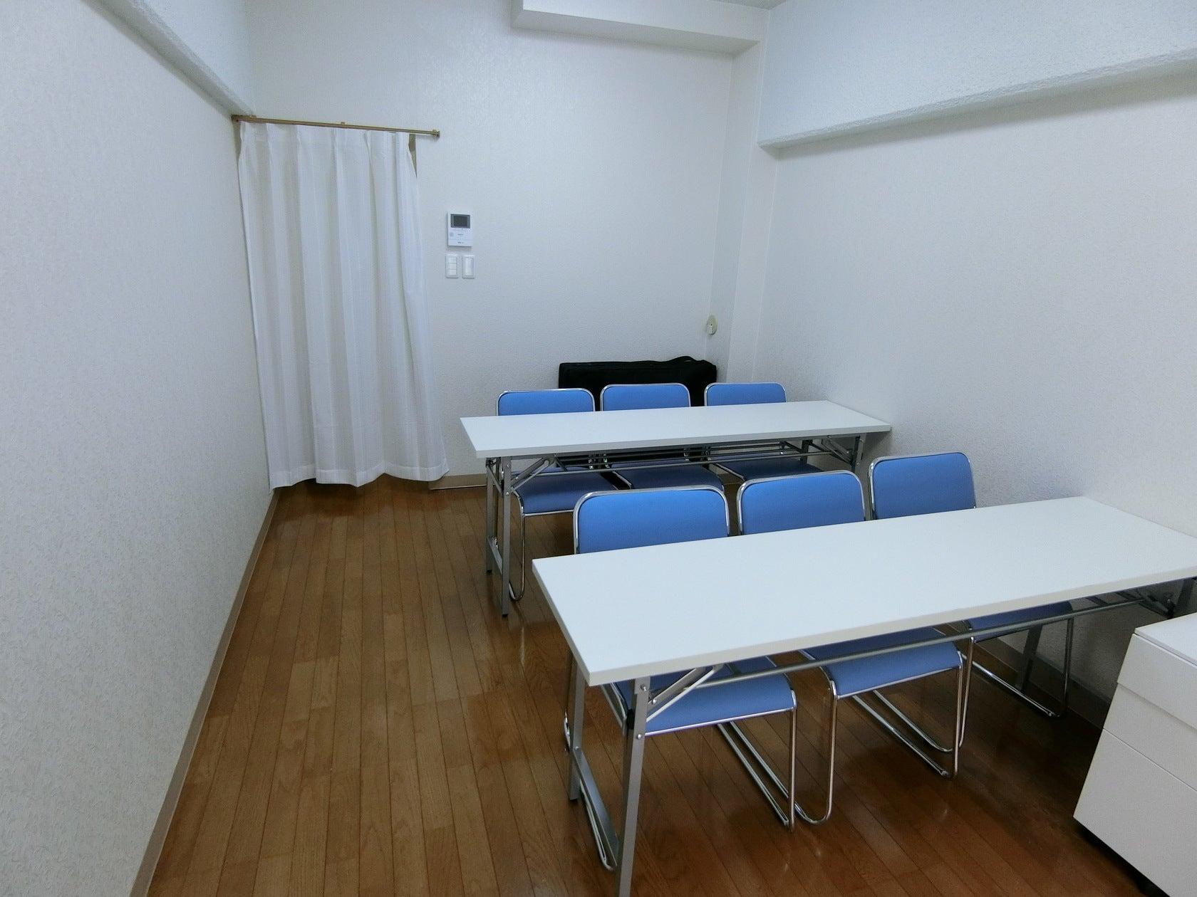 <ELFINセミナールーム>天神エリアに新規オープン♪ミニセミナー、勉強会等にご活用ください。 の写真