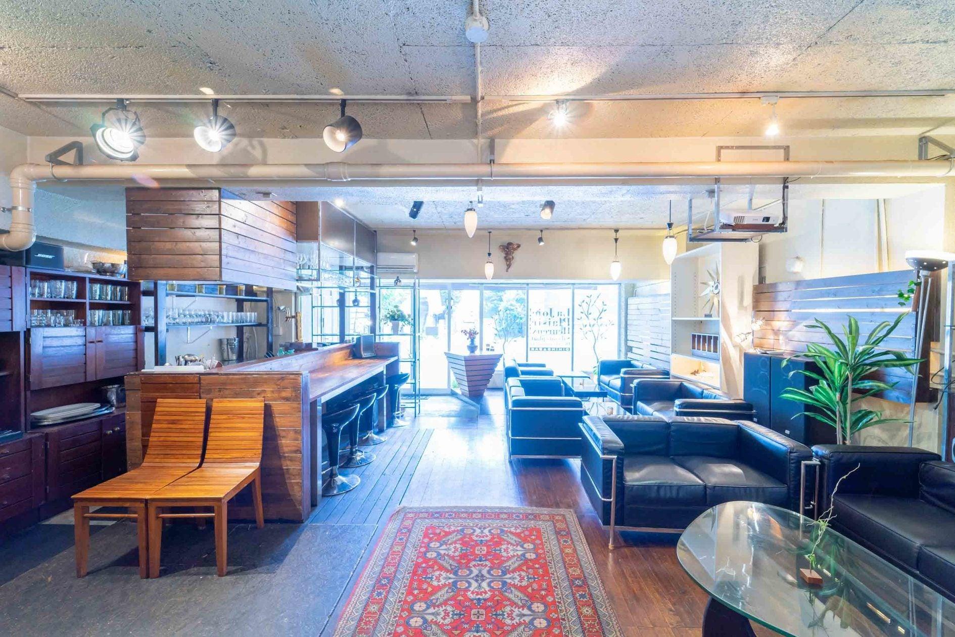 【新宿 四谷】各種イベント、パーティーに人気です。2~40名様迄。オープンキッチン、グランドピアノもあります。 のサムネイル