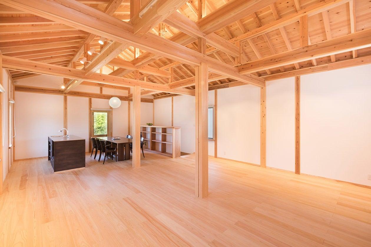 【蔵ギャラリー】日本の伝統木造技術が光る木組みの空間!個展や展示会などに最適。教室や交流会にも!(【蔵ギャラリー】日本の伝統木造技術が光る木組みの空間!個展や展示会に最適。教室や交流会にも!) の写真0