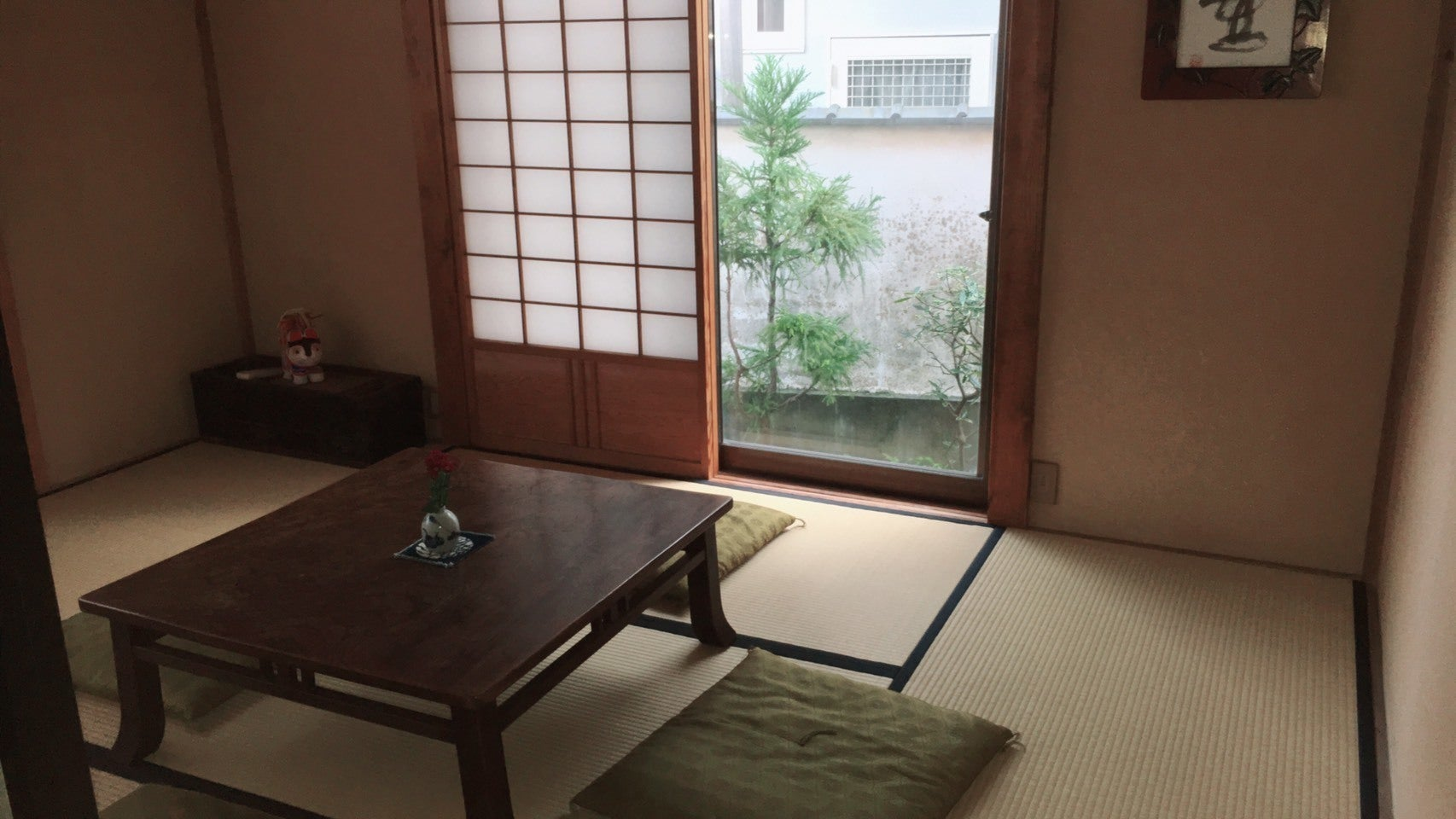 和を感じる鎌倉の静かな個室