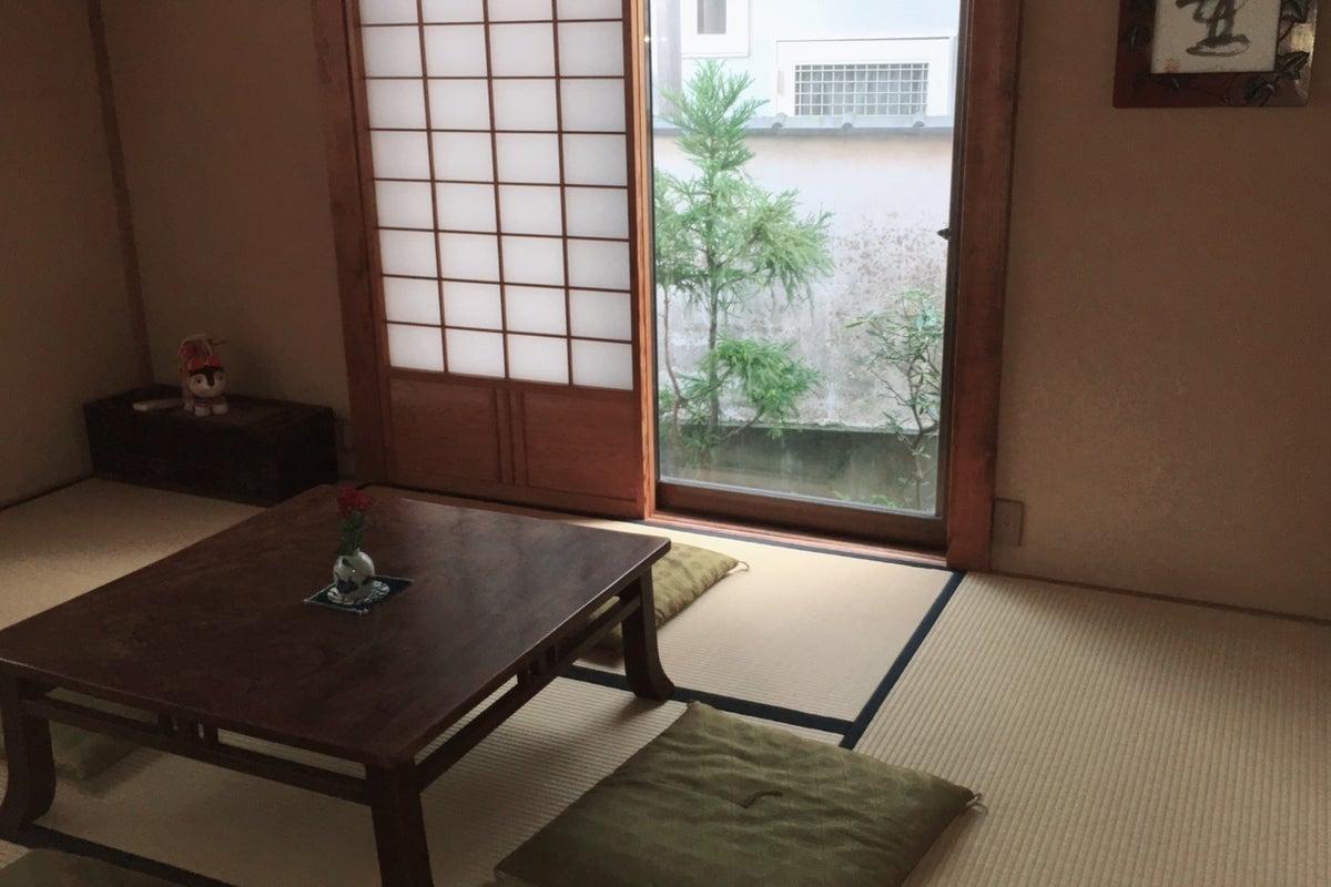 和を感じる鎌倉の静かな個室 の写真