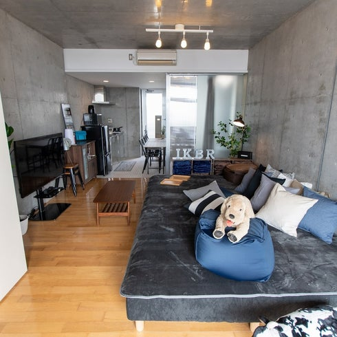 109 【スペレン池袋】デザイナーズマンションの一室✨/お洒落空間♡/最上階/24h可/最大8名/キッチン利用可/コスプレ撮影 の写真