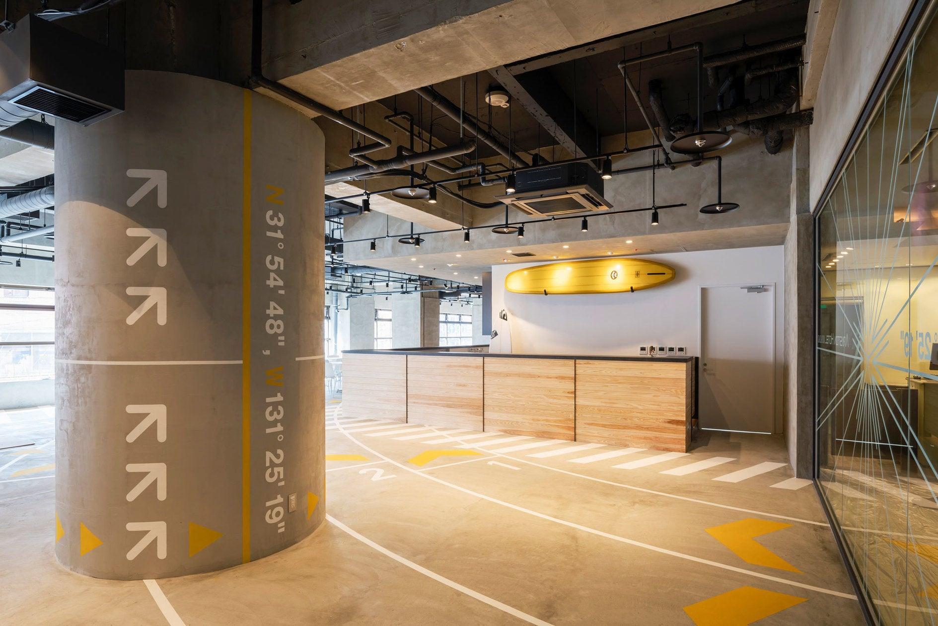 【アリストンホテル宮崎】レストランラウンジ花風-KAHU- フィールドスペース の写真