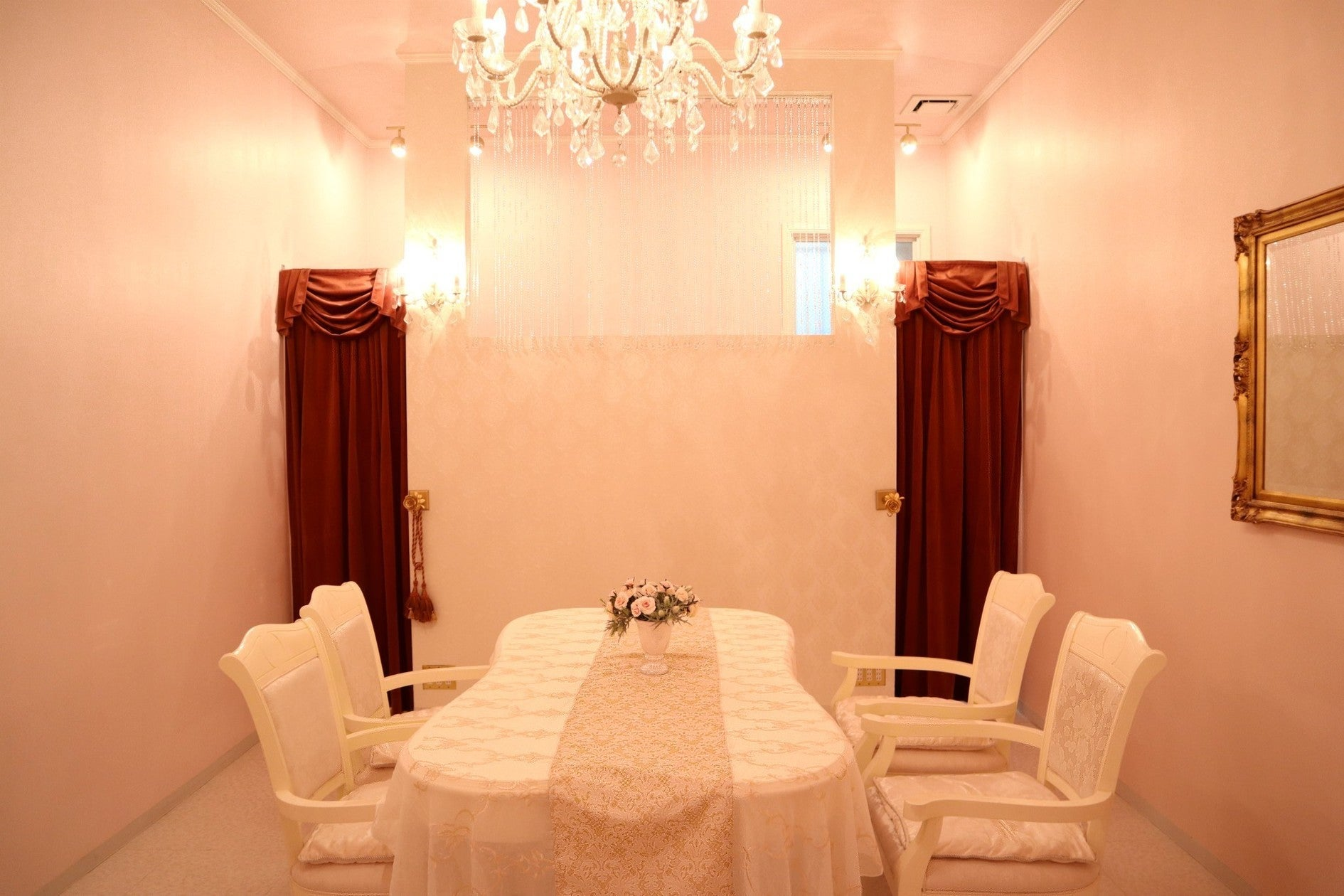 桃★☆★レンタルスペースShinytime★☆★      the pink room       の写真