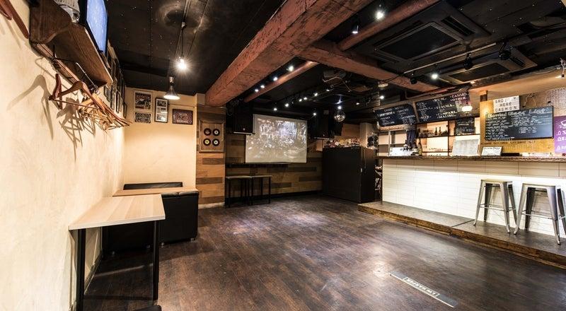 渋谷駅徒歩3分!貸切パーティースペース【Aurra】/ DJ機材、音響機材、プロジェクター完備!備品利用無料!
