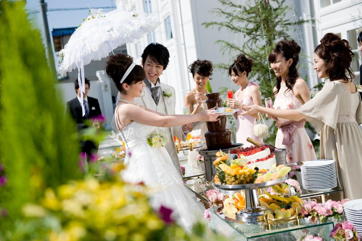 【二次会】着席120名様、立食200名様まで収容可~結婚式・成人式の二次会パーティー利用~ の写真