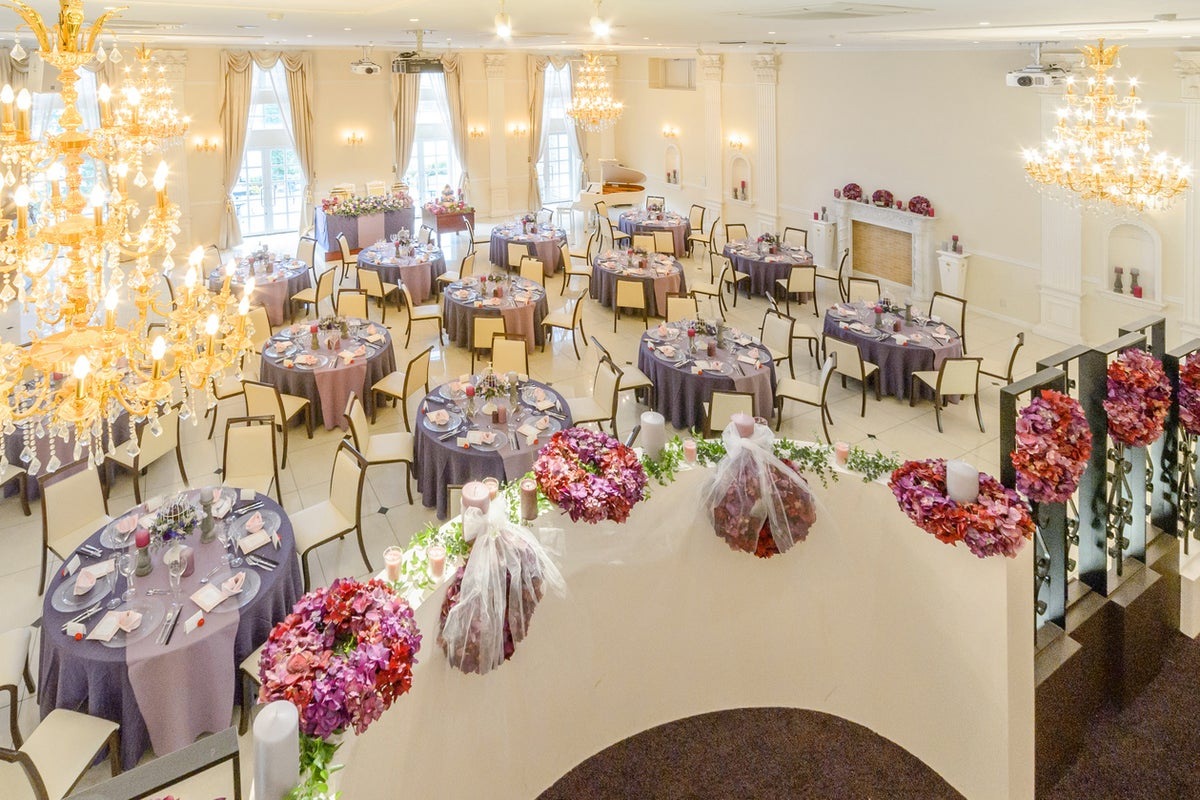 【イベント】最大200名様まで収容~婚活やライブ等の各種イベント利用可~ の写真