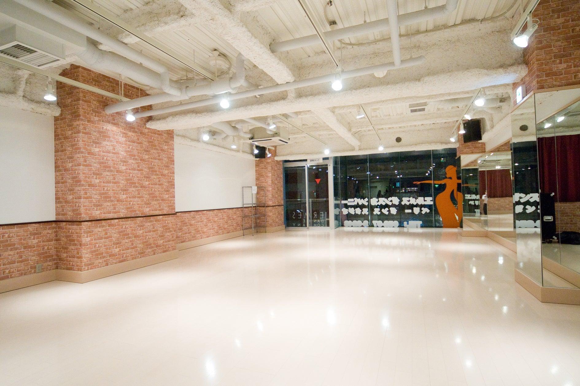 ダンスの練習、ヨガ、イベントでのご利用に最適!!(エルメスダンスカンパニー栄校 スタジオサハラ ダンスの練習、イベント利用などに!) の写真0