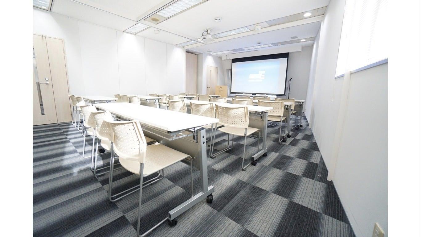 <オンタイム会議室>⭐️32名収容⭐渋谷マークシティから徒歩1分♪wifi/プロジェクタ無料 の写真