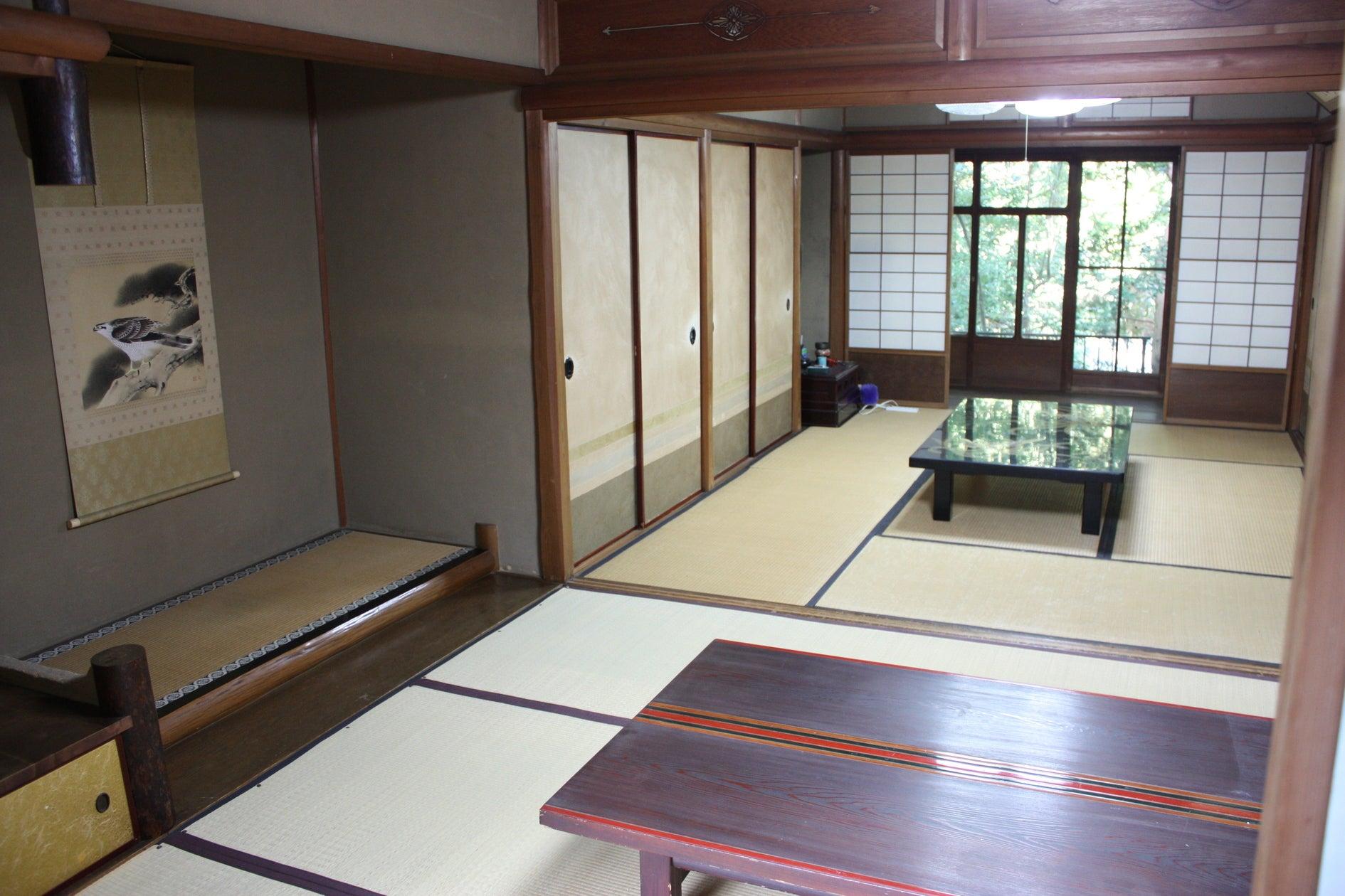 日ノ岡夷谷町【蹴上駅・徒歩6分】お茶室・風格ある日本家屋の希少なレンタルスペース