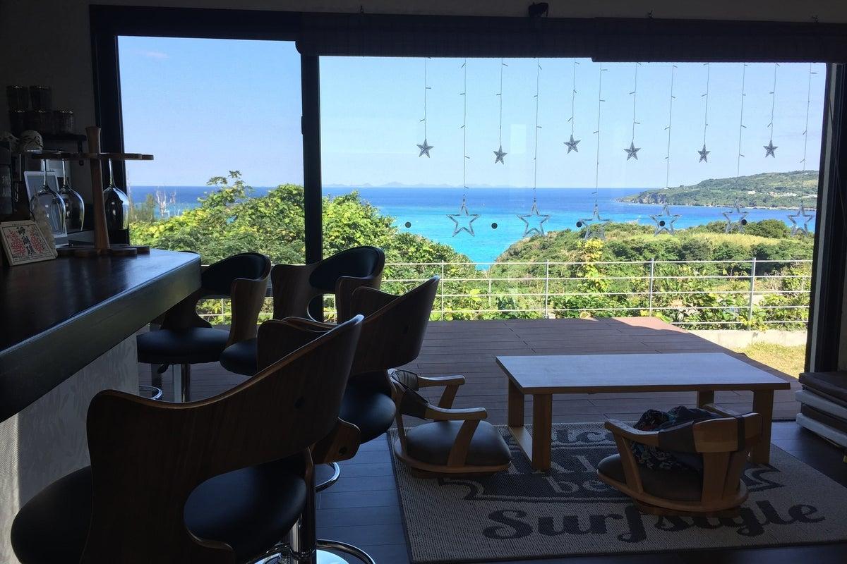 珊瑚アヴェニュー・海の見えるダイニングバー・貸切誕生パーティー・女子会・各種ワークショップ☆ の写真