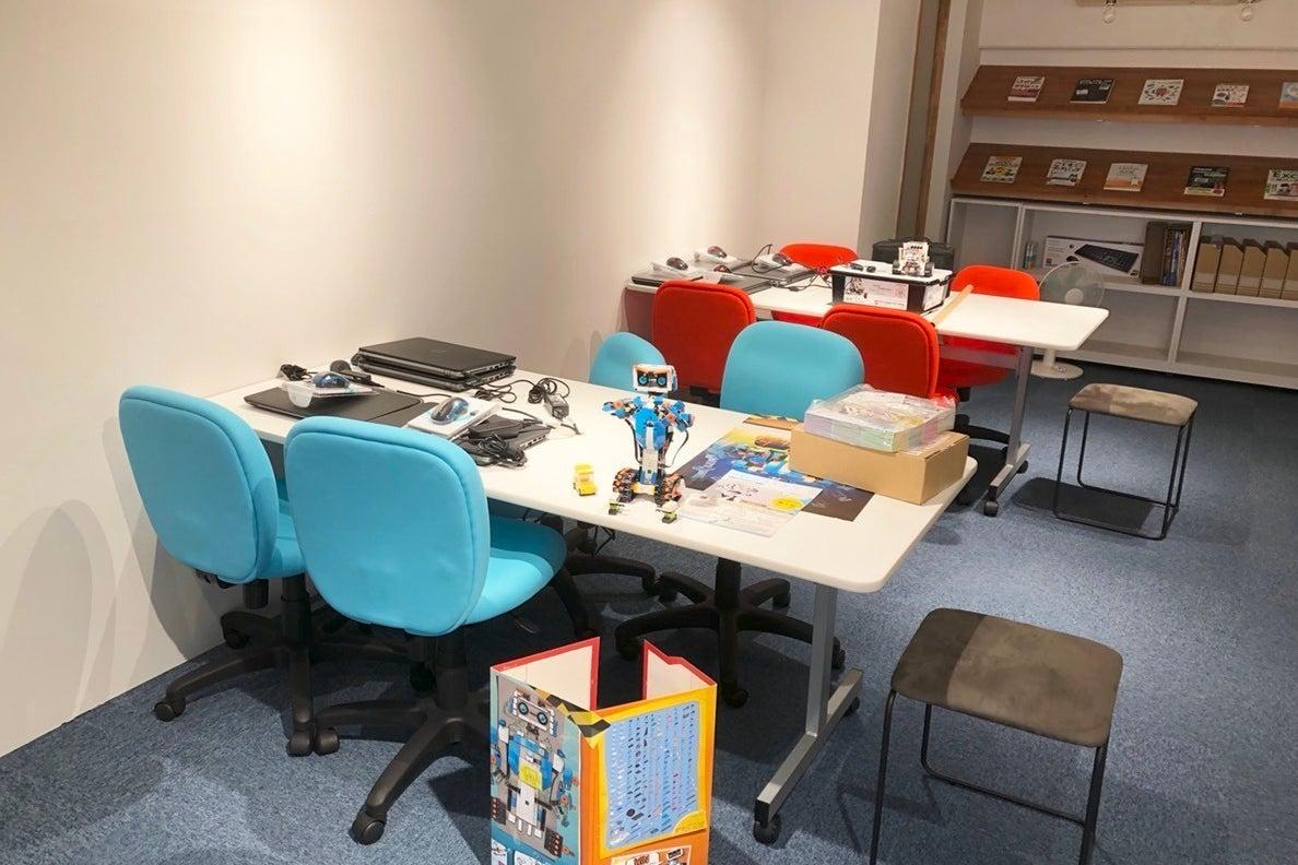 各種勉強会・自習・会議スペースとして利用できます! の写真