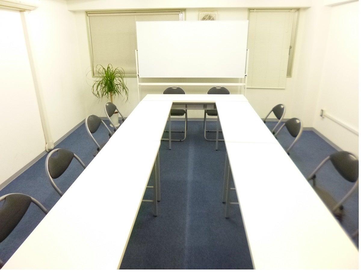 【堺筋本町徒歩5分】格安会議室(本町通沿)/最大19人着席可能   小セミナー・面接最適(本町 レンタルスペース なごみ) の写真0