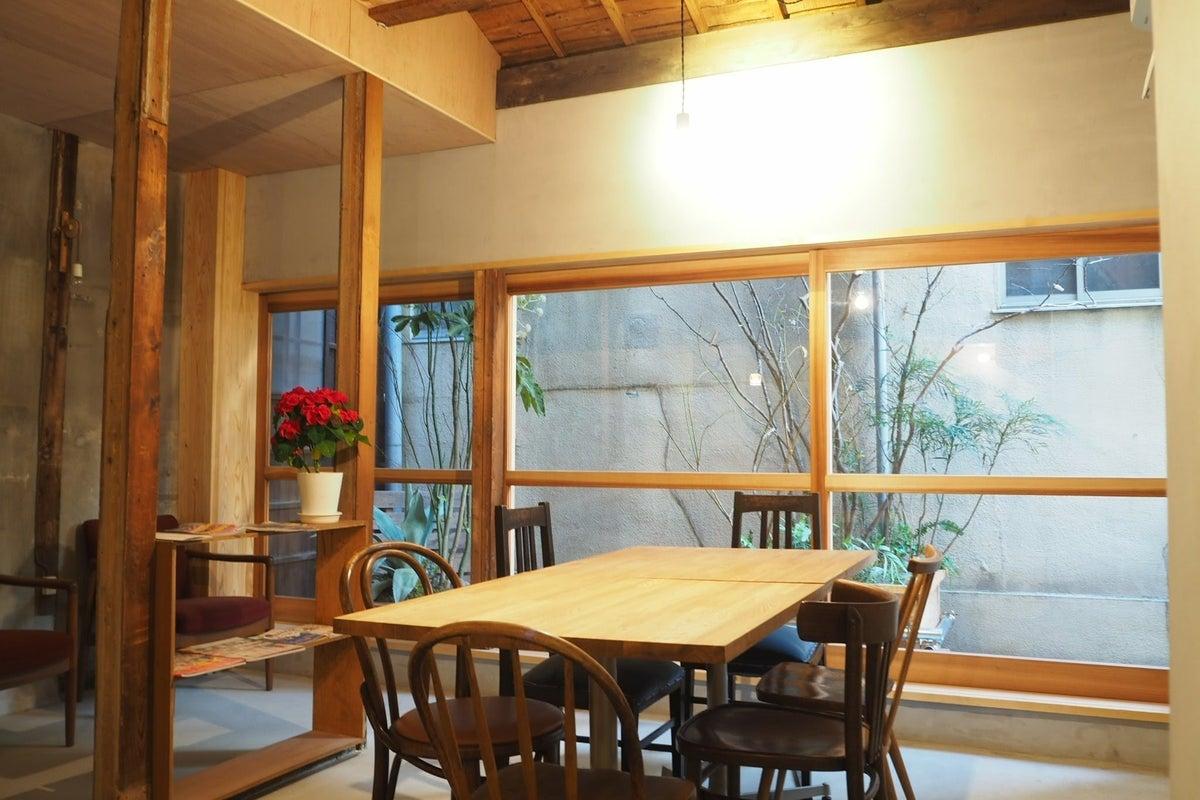 【福島区】阪神野田駅徒歩3分。10名収容キッチン付古民家ラウンジ! の写真