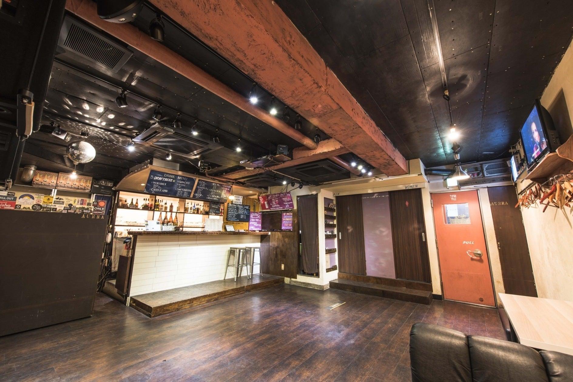 渋谷駅徒歩3分!貸切パーティースペース【Aurra】/ DJ機材、音響機材、プロジェクター完備!備品利用無料! の写真