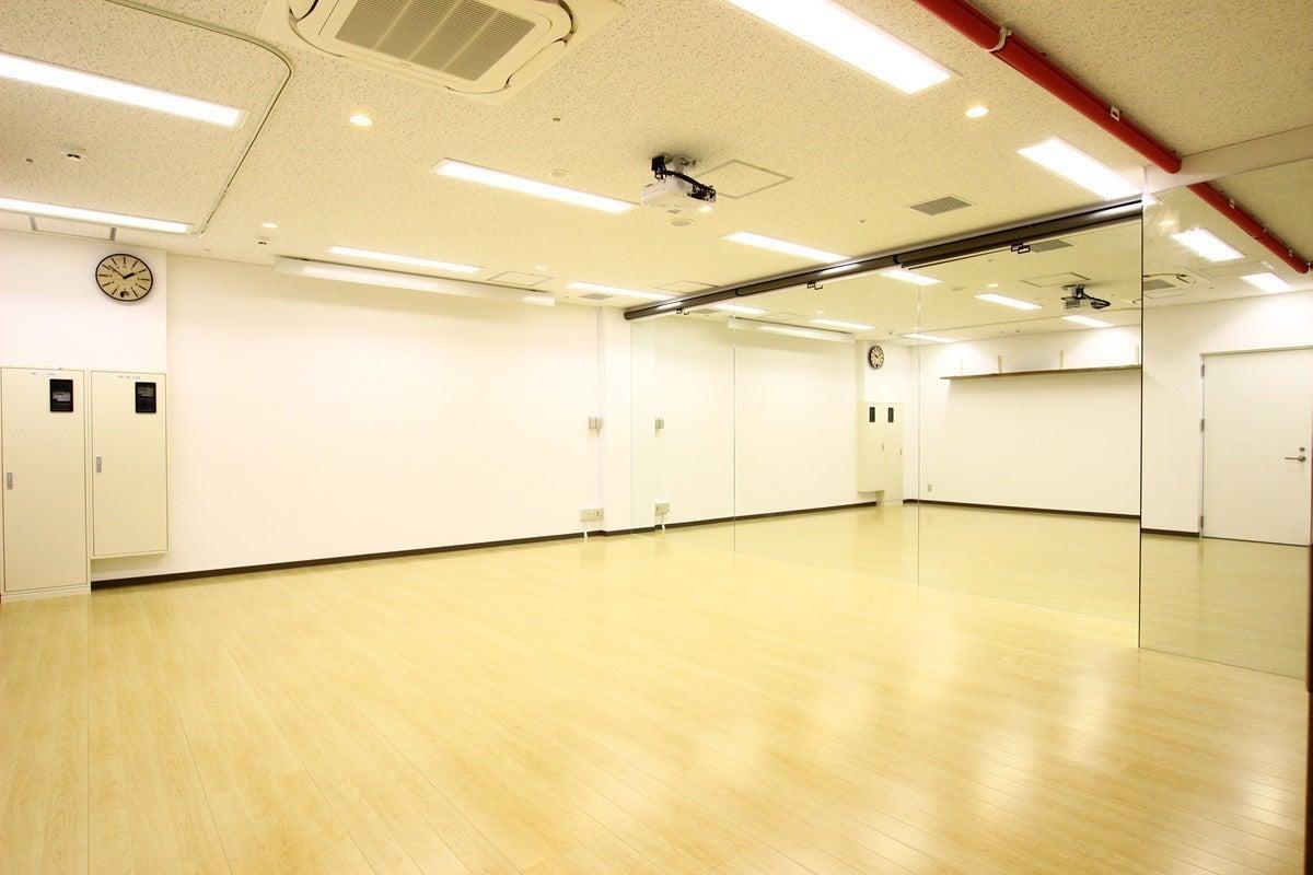 大型ミラー設置。ダンス、ヨガ、個展、ママ友(お子様ご一緒)、コスプレ会、余興の練習等 の写真