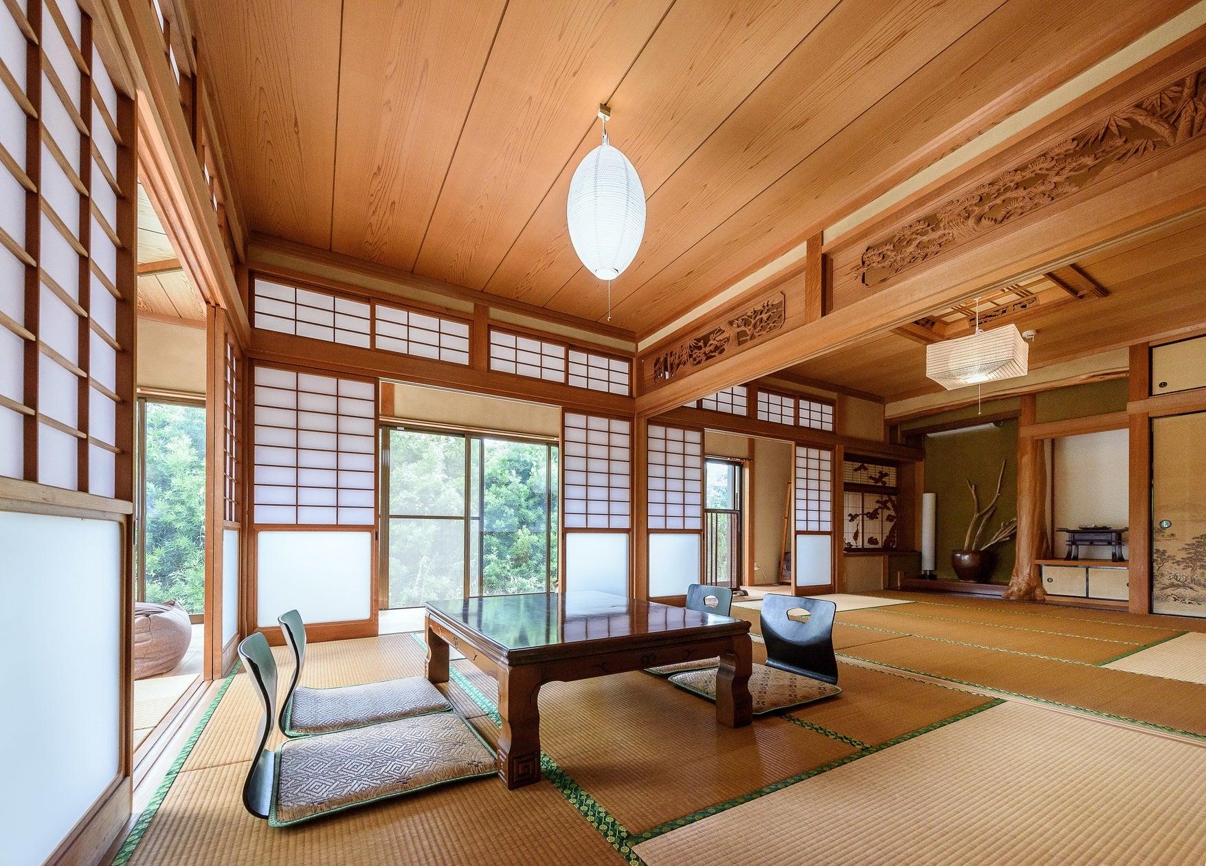 一棟貸し平戸よこた|伝統的な日本家屋を貸し切る贅沢 の写真