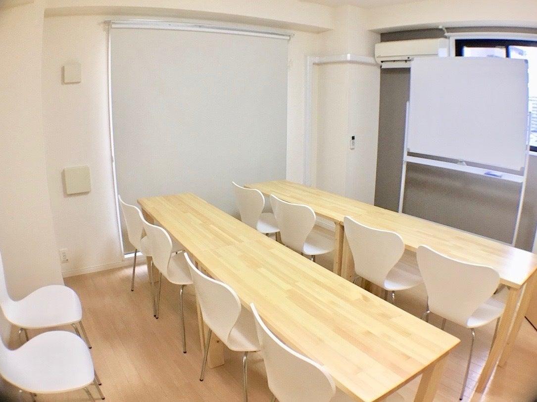 <JR千葉駅 徒歩2分> 【NEWオープン!!】飲食可 多目的にご利用を レンタルスペース Cali room 千葉 の写真