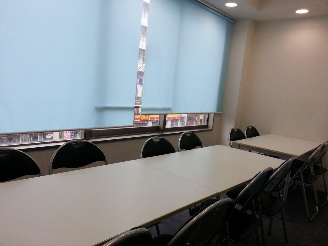 直割10%【3F小会議室】池袋C2出口 徒歩約2分  ホワイトボード、wifi付き の写真