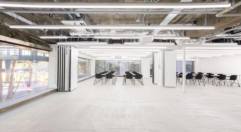 【丸の内vacans Space1】2018/12オープン!250名まで収容可能!ガラス張りの開放感・高級感のあるスペースです!